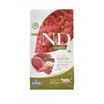 Farmina N&D cat GF QUINOA Urinary Duck 1,5 kg