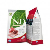 Farmina CHICKEN & POMEGRANATE ADULT DOG 2,5 kg N&D Grain Free
