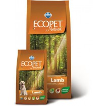 Farmina  ECOPET dog lamb mini 12 kg