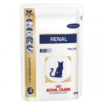 Royal Canin Renal Chicken  Cat wet 12x 85g