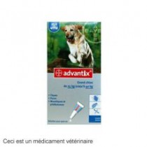 Advantix Spot on 1x4 ml 25-40 kg