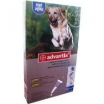 Advantix Spot on 4x4 ml 25-40 kg
