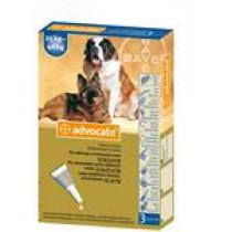 Advocate spot-on roztok - psy obrovské 25-40 kg 3 x 4,0 ml