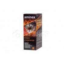 Aminex - kvapky pre mačky, 50 ml