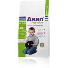 Asan Pet Aloe – pre trpasličie králiky a drobné hlodavce 45l
