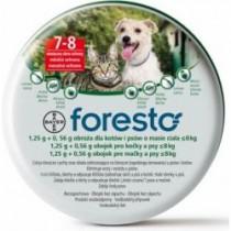 Bayer Foresto - antiparazitný obojok pre malé psy a mačky 38cm