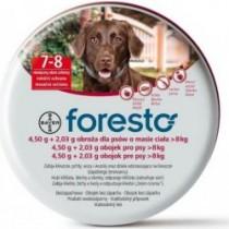 Bayer Foresto - antiparazitný obojok pre velké psy 70cm