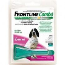 Frontline Combo spot-on Dog L 1x2,68ml 20-40 kg