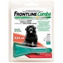 Frontline Combo spot-on Dog XL 1x4,02ml 40-60 kg