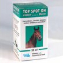 TOP SPOT ON STRONGER Horse sol. 1x 25 ml